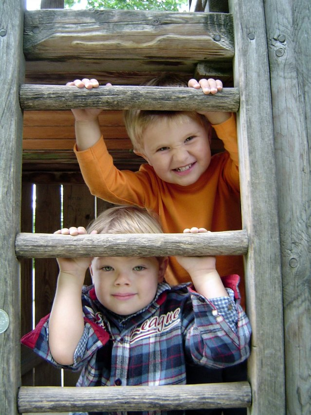 Взаимоотношения ребенка от двух до трех лет с другими детьми