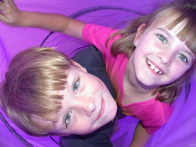 Развитие любознательности у ребенка от двух до трех лет