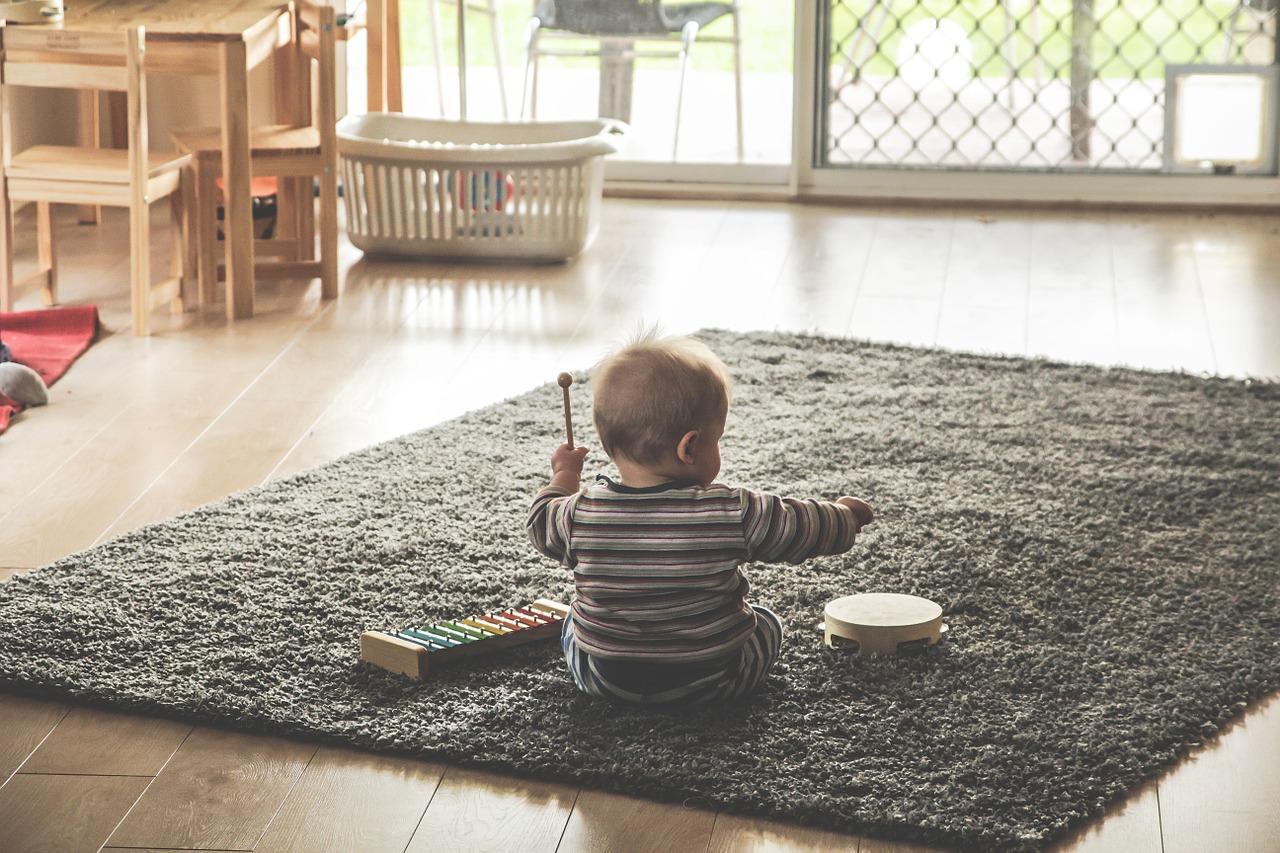 Умственное развитие ребенка от года до двух лет