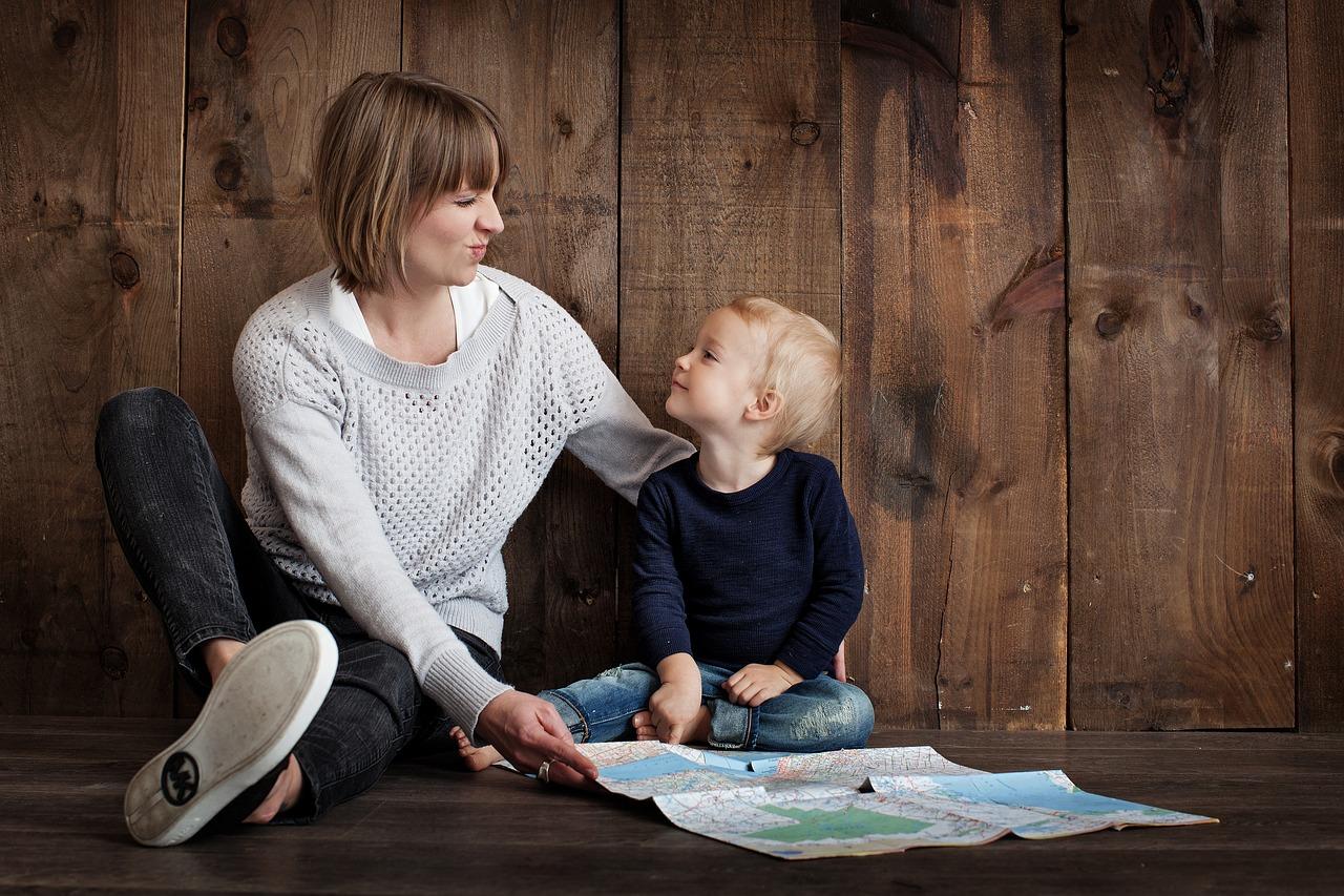Воспитание ребенка от года до двух лет