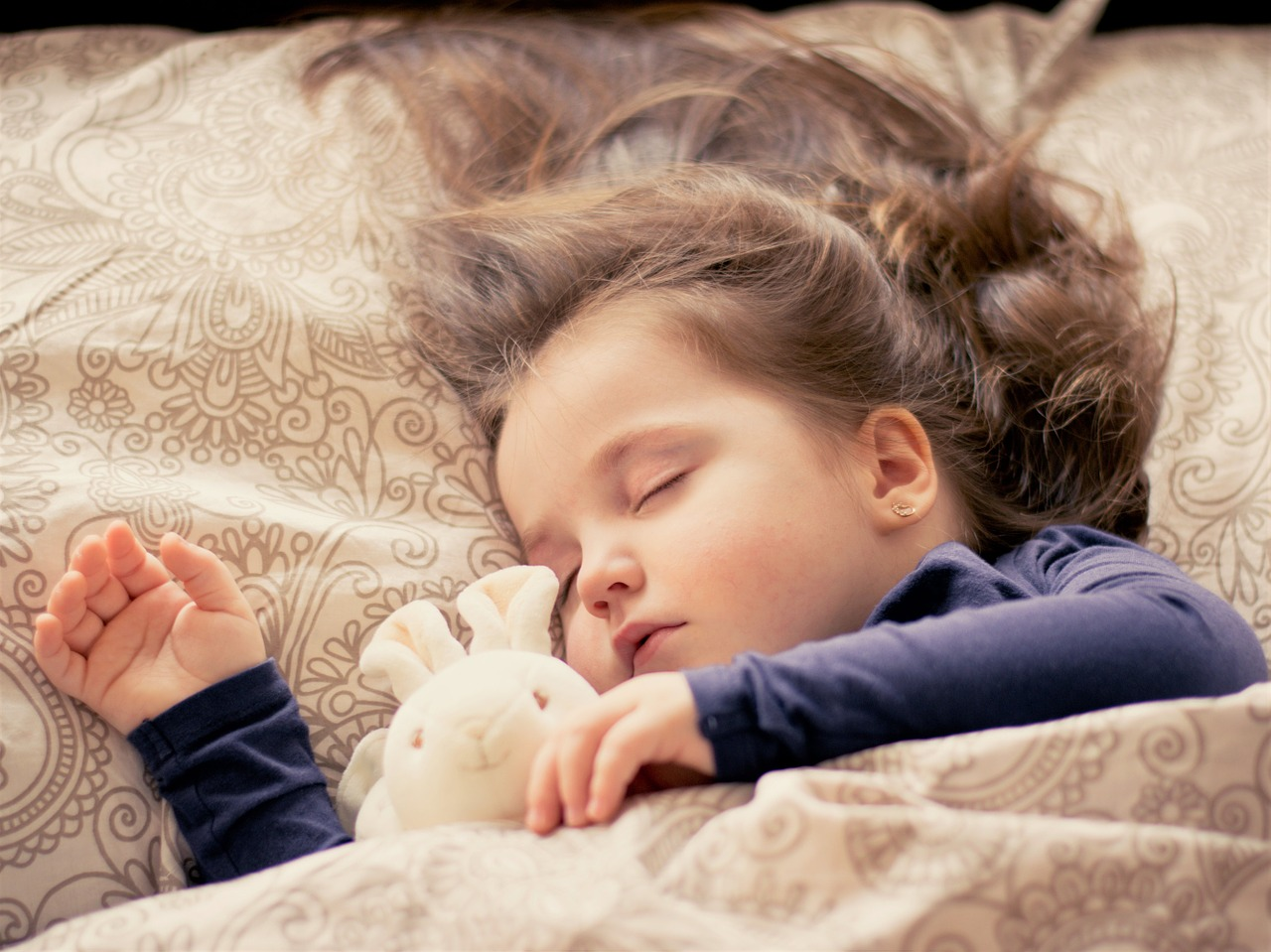 Сон ребенка  от двух до трех лет