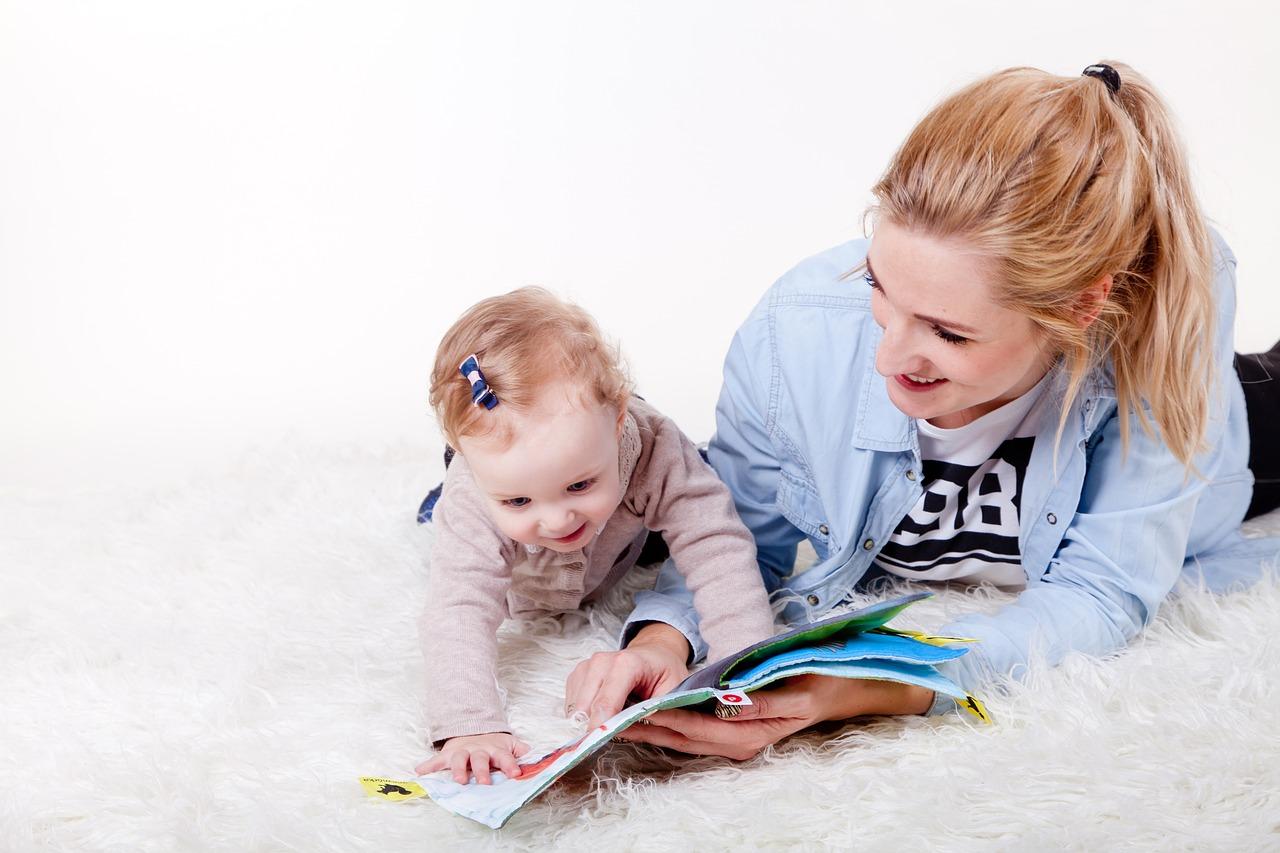 Занятия взрослых с ребенком  от двух до трех лет