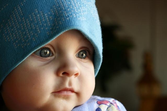 Развитие слуха ребенка