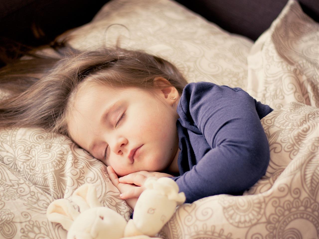 Выбираем постельное белье для малыша