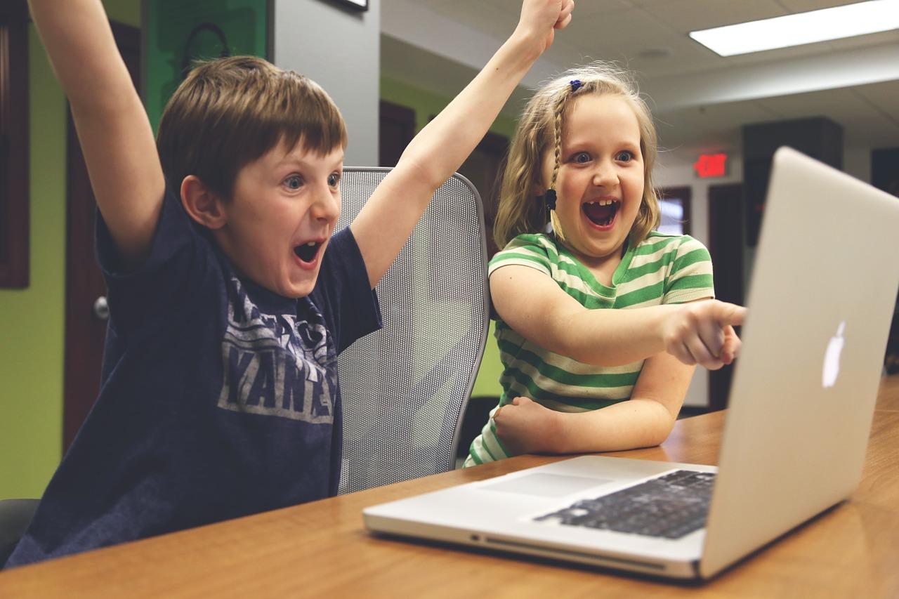 Качественные развивающие игры для детей онлайн - залог развития ребенка