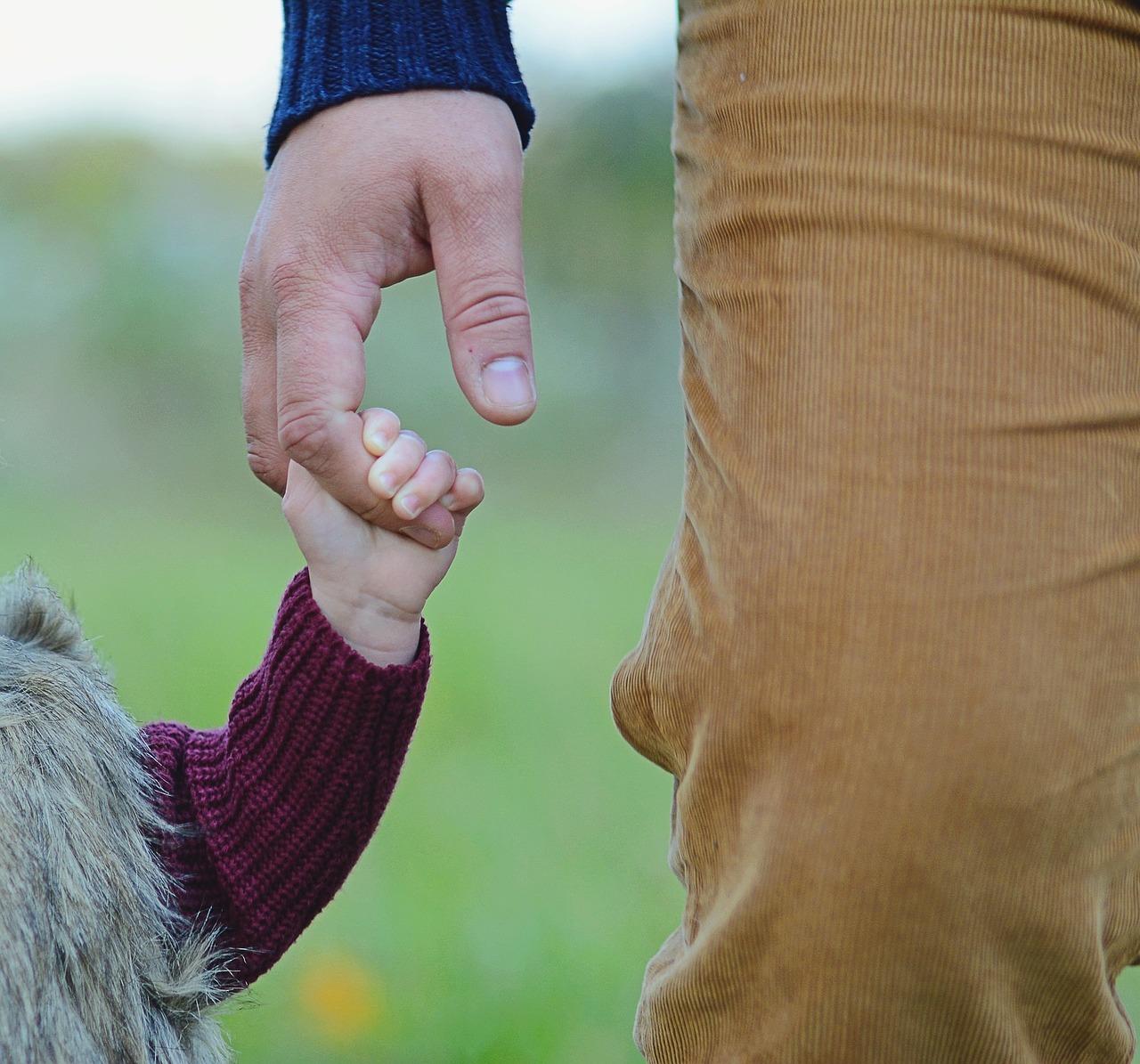 Без отца в детстве — проблемы с мужем или женой в будущем