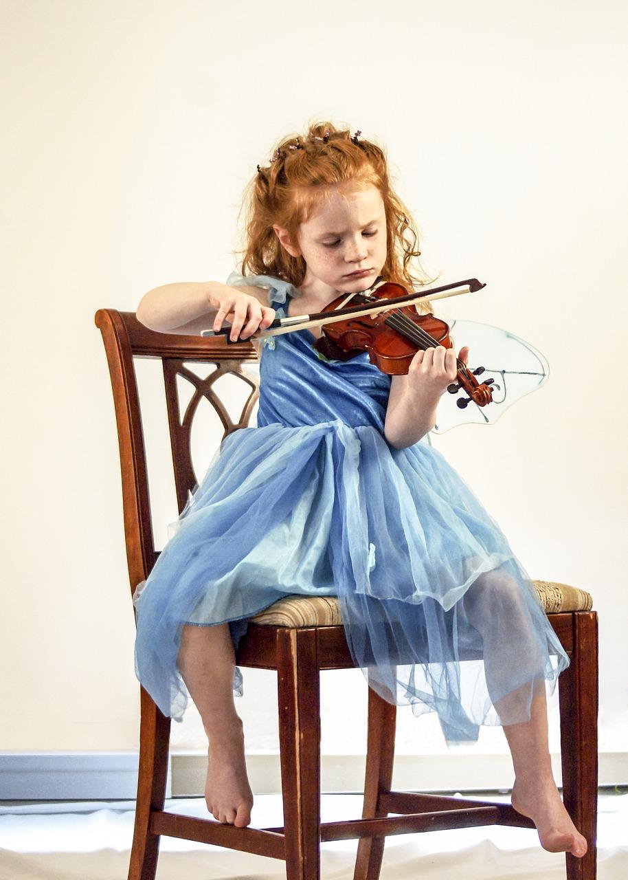 Ребенок и волшебная сила музыки