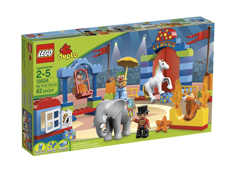 Лего цирк