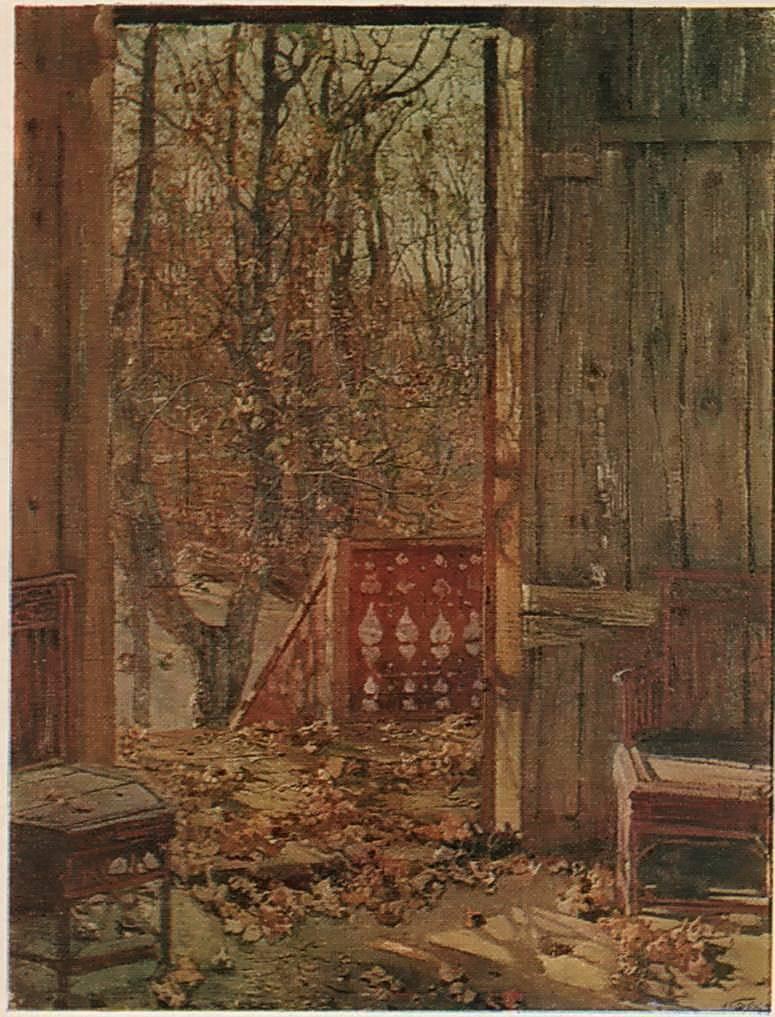 И. И. Бродский - Опавшие листья