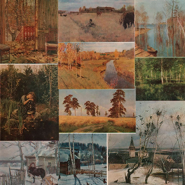 Беседы об изобразительном искусстве на Kidly.ru