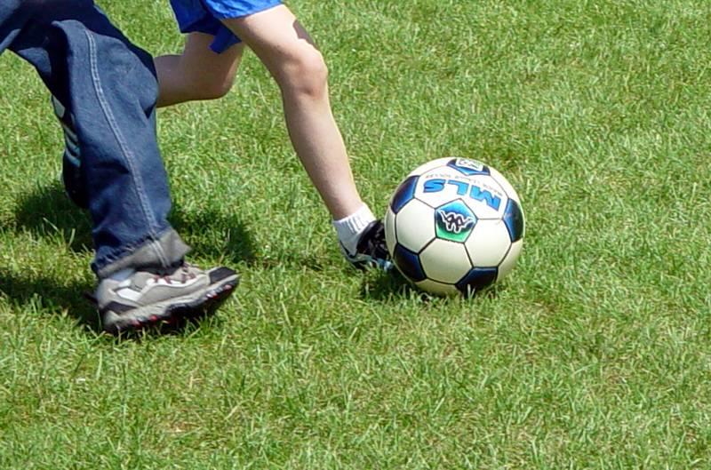 Ребёнок занимается спортом картинки для детей