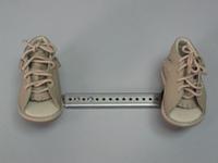 Брейсов «Медвежонок» с пластиковой планкой, ботинки на шнурках