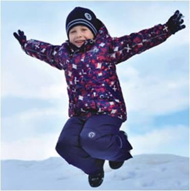 Куртка зимняя для мальчика Сrockid. 2,160 руб.