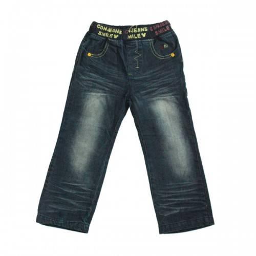 Темные джинсы для мальчика. Цена 1000 руб.