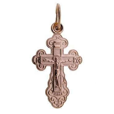Крестик с изображением ИИСУСА