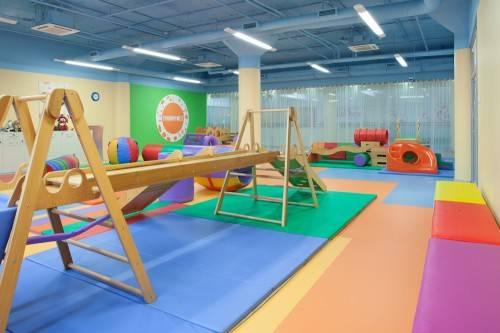 Детский спортивный центр - снаряды