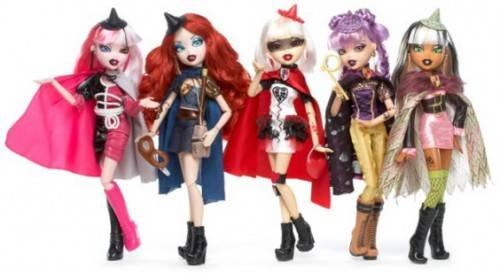 Куклы  Bratzillaz