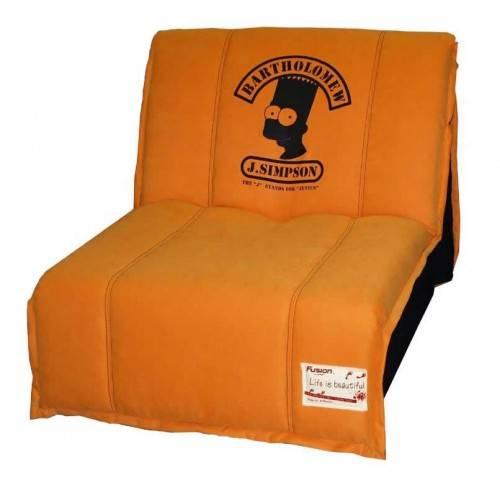 Кресло-кровать Барт Симпсон