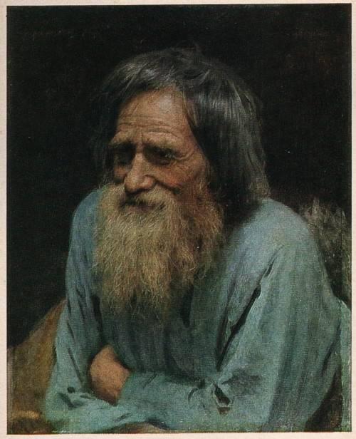 Иван Николаевич Крамской - Мина Моисеев