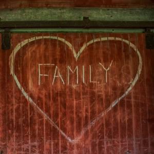 Семья в любви
