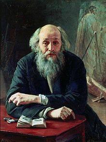 Николай Николаевич Ге. 1831-1894.