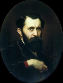 Василий Григорьевич Перов.  1833/1834—1882.