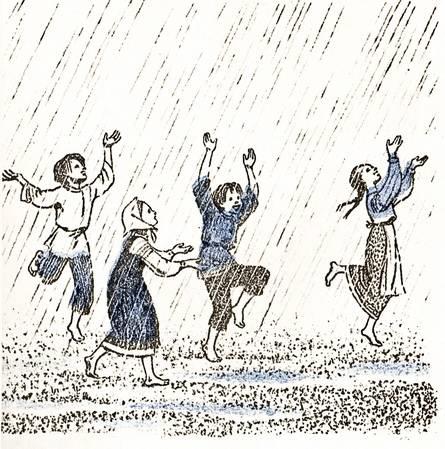 А. И. Майков - Летний дождь