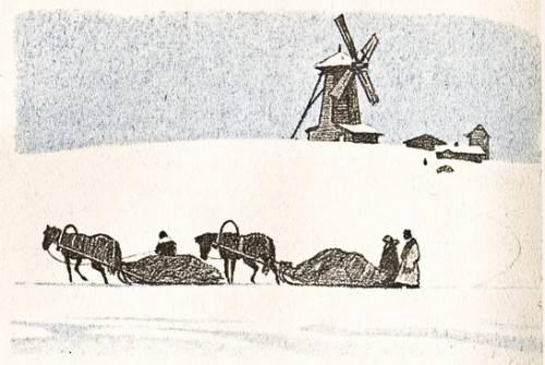 К. Д. Ушинский - Проказы старухи зимы
