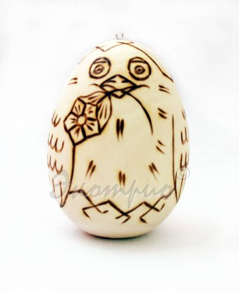 """Яйцо """"Раскрась цыпленка"""""""