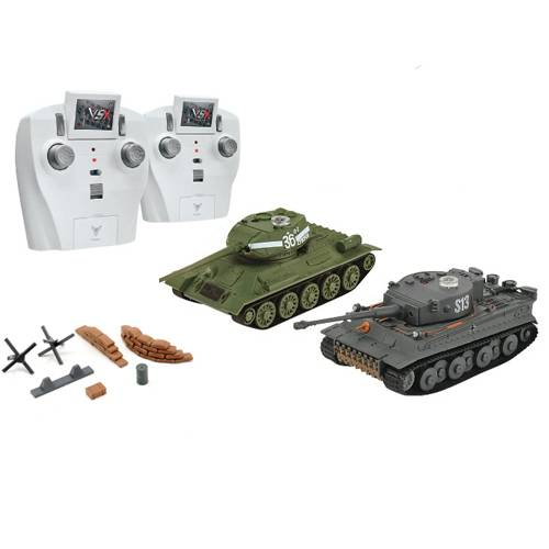 Радио-управляемые танки