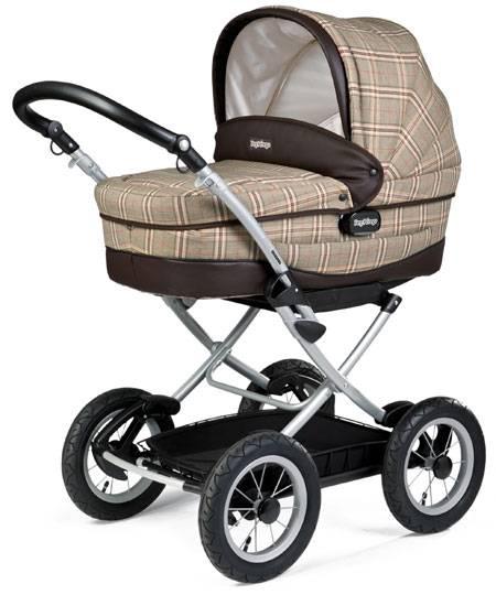 Коляска для новорожденных Peg-Perego серии Culla auto