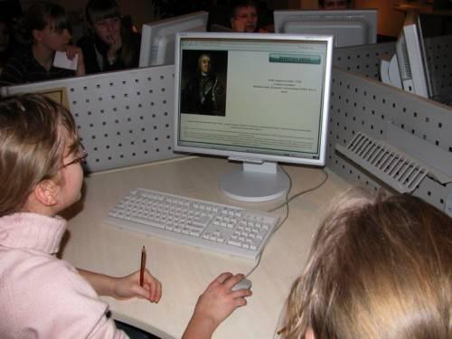 Занятия на современном оборудовании