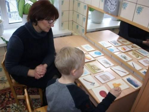 Развитие ребенка в детском саду