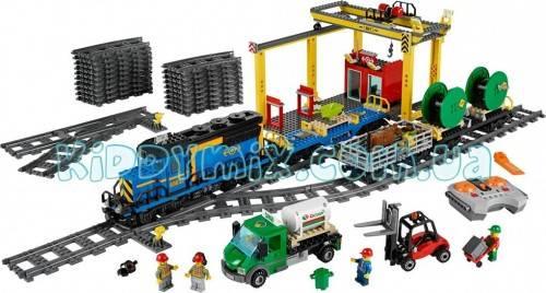 Грузовой поезд (60052)