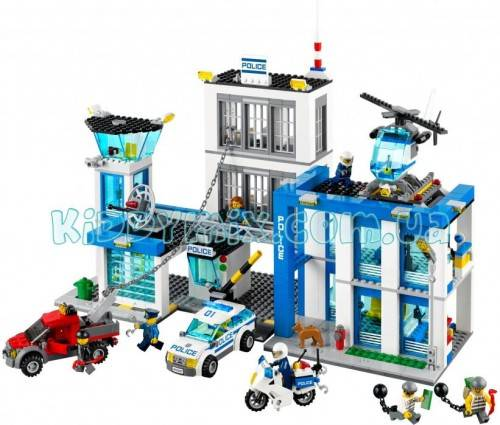 Полицейский участок (60047)