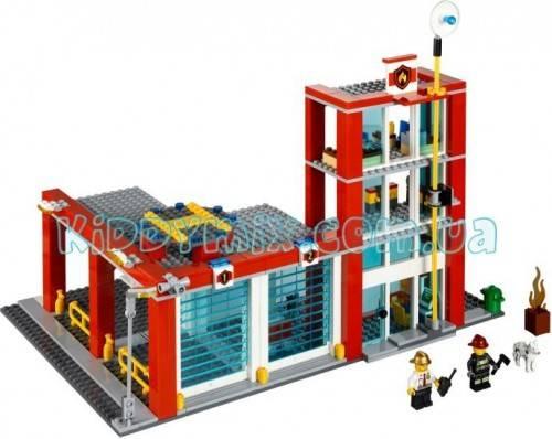 Пожарное депо (60004)