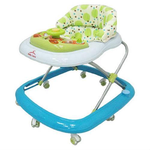 Baby Care Flip Smoby - детские ходунки с полностью съёмной обивкой