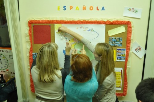 Курсы испанского