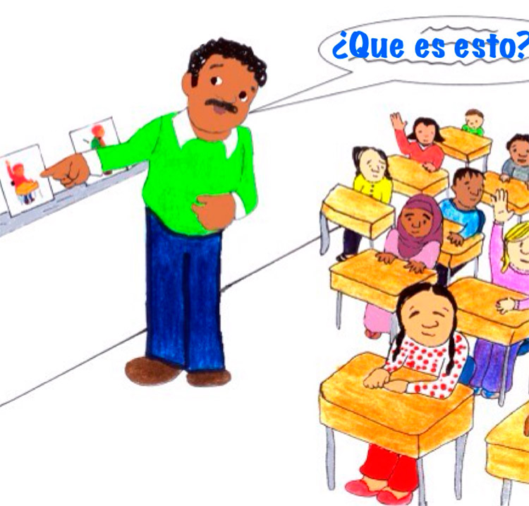урок испанского