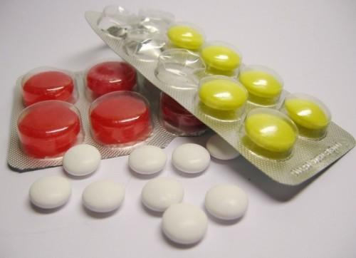 таблетки от орви