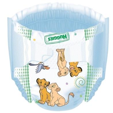 Практичные подгузники Huggies в магазине babyvil.com