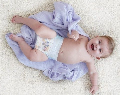 Американские подгузники Huggies в магазине babyvil.com