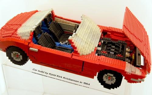 Первый конструктор Лего