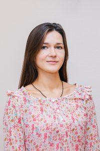 Софья Олеговна Белавина, педагог английского языка