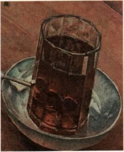 Фрагмент картины.