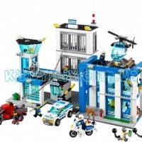 Топ-5 популярных наборов детских конструкторов Лего Сити