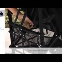 Тест-драйв летних колясок Кам специалистами интернет-магазина «Дочки-Сыночки»